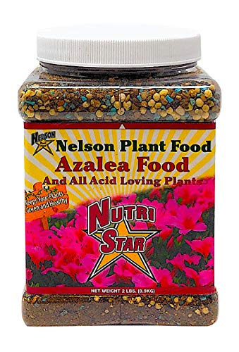 Nelson Acid Loving Plant Food Huge Blooms For Azalea...