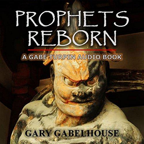 Prophets Reborn audiobook cover art