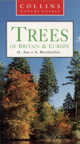 Collins Nature Guide – Trees of Britain and Europe