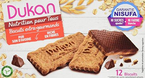 Dukan Biscuits de Son d'Avoine Extra-Gourmand 200 g