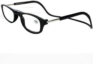877cb96292 Fernando S.L Gafas de Lectura Gafas Gafas - 1.5 Optica Power Clip magnético  Ajustable Colgante Cuello