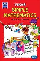 Navneet Simple Mathematics Book SR.K.G. |English| Pre School Book |