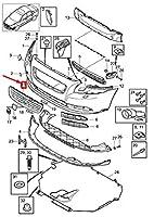 S40 MK2 フロント バンパー アッパー グリル 30695716 NEW GNUINE