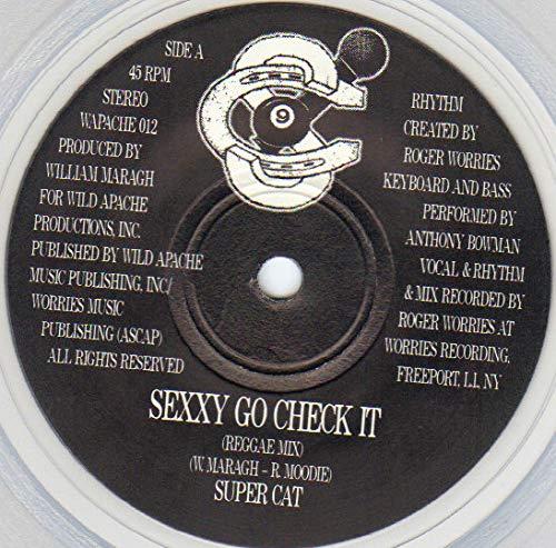 Sexy Go Check It