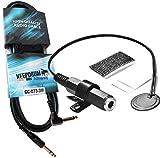DRUM DIAL GC-073 - Soporte de clip para batería (incluye cable de disparador Keepdrum de 3 m)