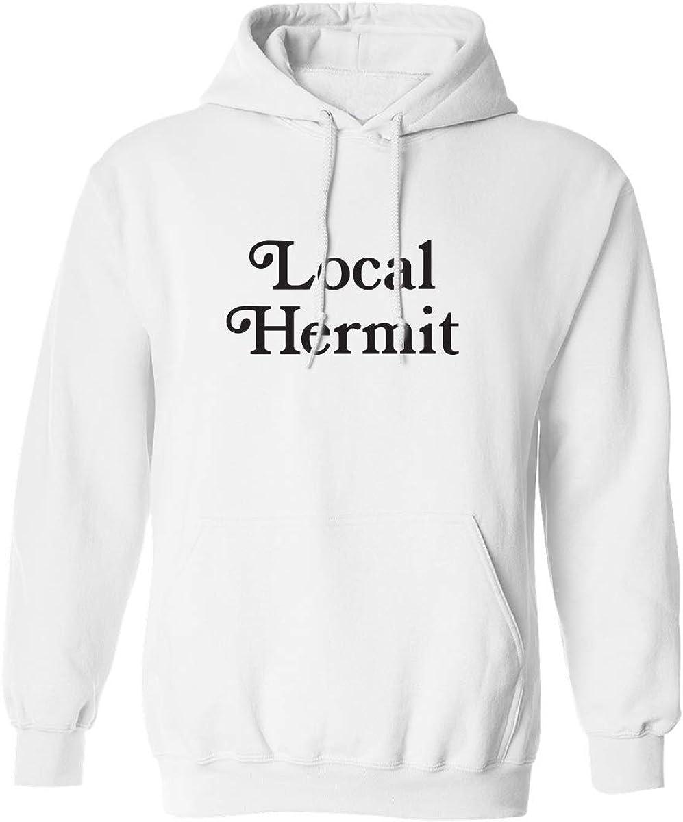 zerogravitee Local Hermit Adult Hooded Sweatshirt