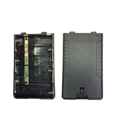 25A Caja de la batería por custodia Consumo de la batería de YAESU/Vertex Standard FT60R, VX168, VX160, VX418, VX410, VX120, VX127, VX428HX370S, HX270 1