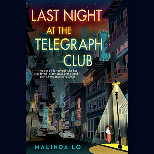 Last Night at the Telegraph Club cover art