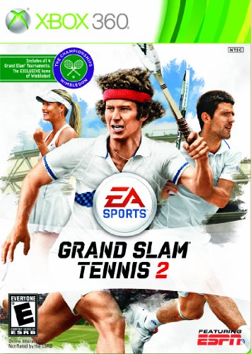 Electronic Arts Grand Slam Tennis 2 - Juego