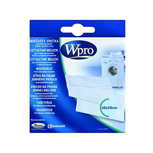 Wpro WAS500 Lave-Linge / Sèche Linge Filet de Linge Filet de Lavage 50X40 Cm