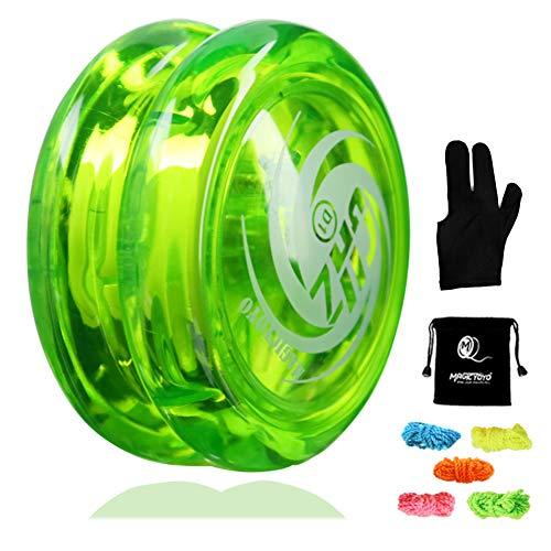 MAGICYOYO Responsive Yoyo D1 GHZ, Yoyo For Kids Yoyo Beginners Professional Looping Yoyo with 5 Yoyo...