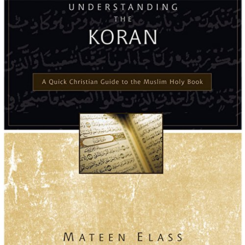 Understanding the Koran audiobook cover art