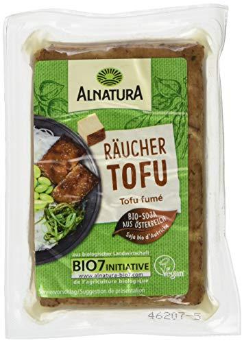 Alnatura Bio Räuchertofu, vegan, 6er Pack (6 x 200 g)