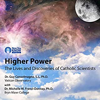 Higher Powers audiobook cover art