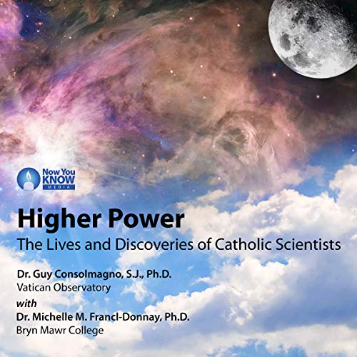 Higher Powers audiobook cover art