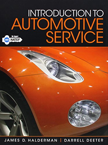 Introduction to Automotive Service&natef Pk