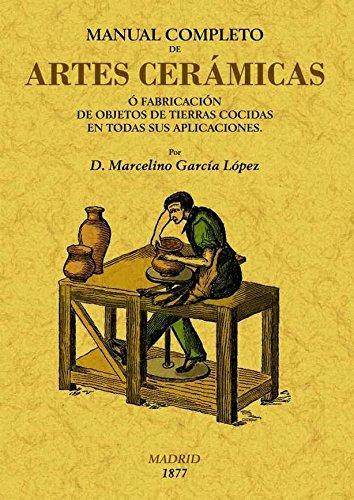 Manual completo de artes cerámicas
