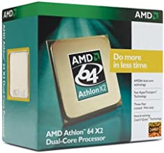 AMD Athlon 64 X2 Dual-Core 3800+ 2.0 GHz Processor with 89-Watt Power
