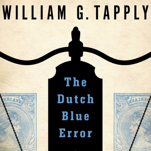 The Dutch Blue Error audiobook cover art