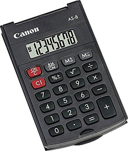 CANON AS-8 EMEA DBL 8-stelliger Taschenrechner im