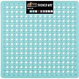 Best Shower Mats - Gorilla Grip Patented Shower Stall Mat, 21x21, Machine Review