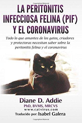 La Peritonitis Infecciosa Felina (PIF) y el Coronavirus: Todo lo que amantes de los gatos, criadores y protectoras necesitan saber sobre la peritonitis infecciosa felina y el coronavirus