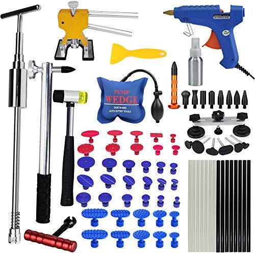 PDR Gereedschap voor Auto Kit Instrumenten Auto Body Reparatie Kit Dent Puller Verwijdering Dent Lifter Tool Set Zuignap voor Auto Dents