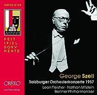 Salzburger Orchesterkonzerte 1 by MOZART / MENDELSSOHN / DEBUSSY; (2008-10-28)