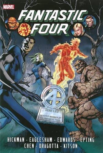 Fantastic Four Omnibus 1
