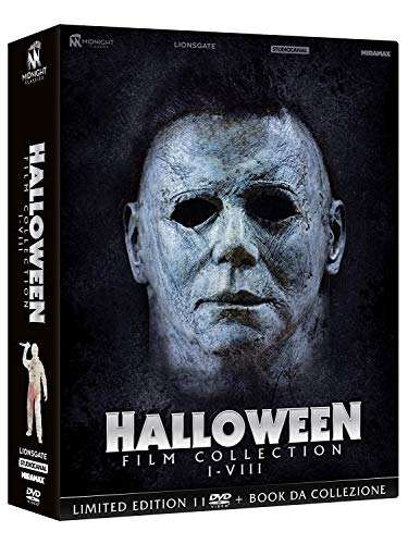 Locandina Halloween- Film Collection (11 DVD) (Collectors Edition) (11 DVD)