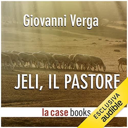 Jeli, il pastore audiobook cover art
