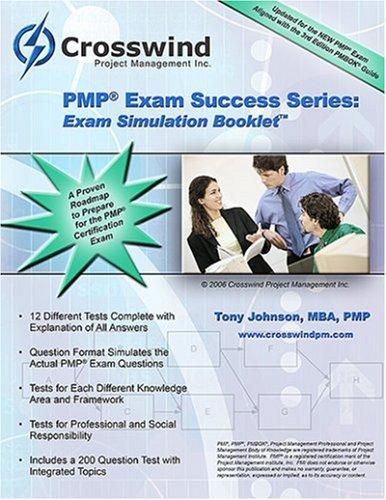 PMP Exam Success Series: Exam Simulation Questions Book