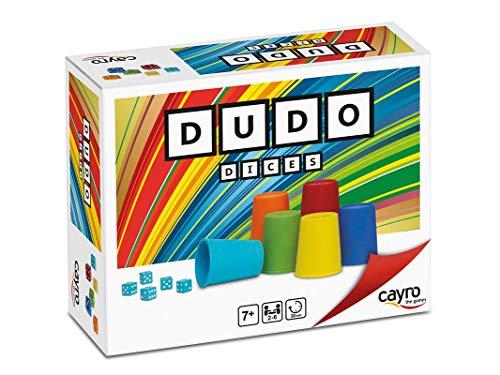 Cayro - Dudo Dices - Juego de Estrategia - Juego de Mesa...