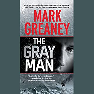 FREE The Gray Man audiobook cover art