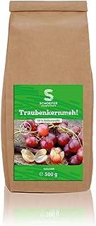 Bio Traubenkernmehl in feinster Qualität | glutenfrei & vegan