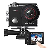 AKASO EK7000 Pro 4K Action Camera with Touch Screen EIS Adjustable View...