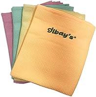 Mikrofaser-Putztücher Ilbays 4er