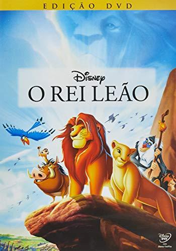 O REI LEAO DESENHO DVD