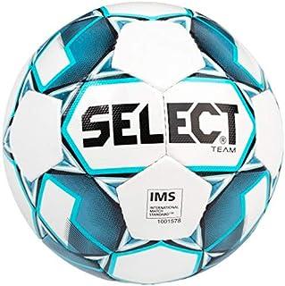 Pallone da Futsal Talento da Adulto Select Taglia Ufficiale Bianco//Rosso Unisex