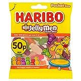 HARIBO favourites little jelly men 70 gram  - case of 20 bags