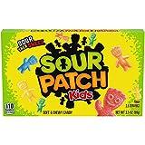 Sour Patch Kids, Caramelle morbide e gommose, 1 confezione da 99 g...