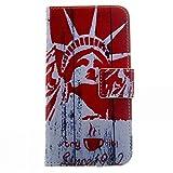 baizhi Wallet phone case Card Slot Wallet Flip Case For Smg