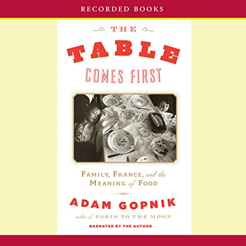 The Table Comes First cover art