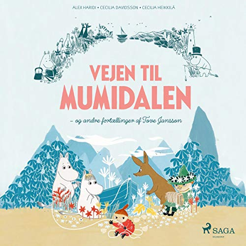 Vejen til Mumidalen - og andre fortællinger af Tove Jansson cover art