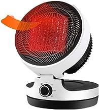LEIXIN Mini portátil Estufa eléctrica, Estufa Plegable 3 Modo de Ajuste de los hogares, 3000W de Alta Potencia, 90 ° Ajustable, protección contra sobrecalentamiento Inteligente