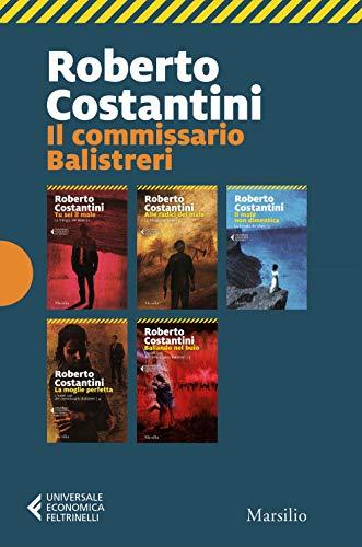 Il commissario Balistreri: Tu sei il male-Alle radici del male-Il male non dimentica-La moglie perfetta-Ballando nel buio-Da molto lontano