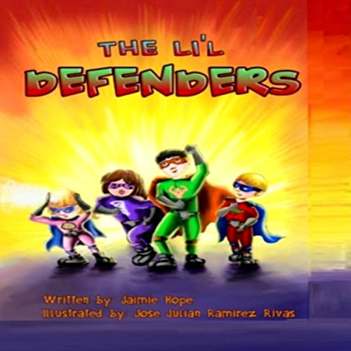Lil' Defenders audiobook cover art
