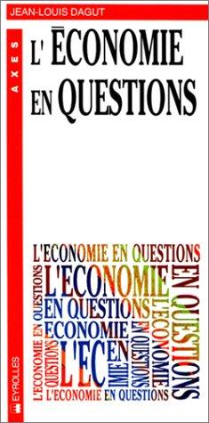 L'économie en questions (Axes)