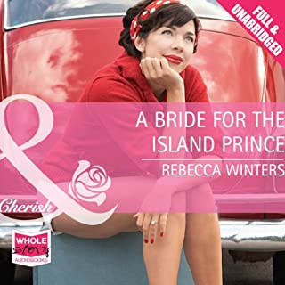 A Bride for the Island Prince cover art