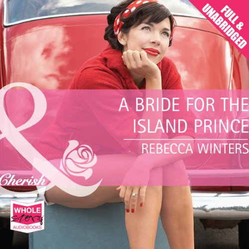 A Bride for the Island Prince audiobook cover art